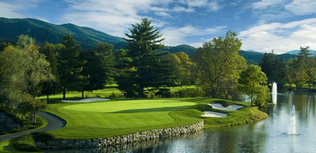 The Old White TPC® at the Greenbrier 0