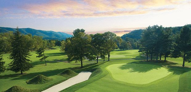 The Old White TPC® at the Greenbrier 1