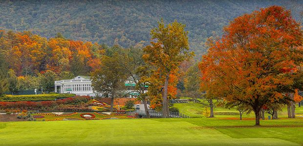 The Old White TPC® at the Greenbrier 3