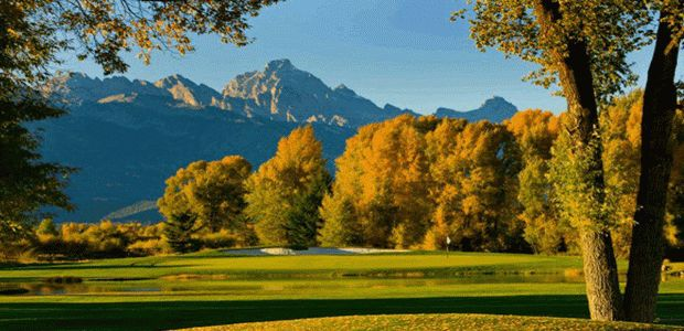 Jackson Hole Golf & Tennis Club 1