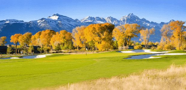 Jackson Hole Golf & Tennis Club 2