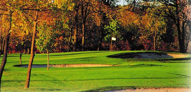 Silver Spring Golf Club - The Falls 1