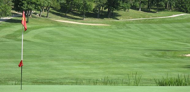 Silver Spring Golf Club - The Falls 2