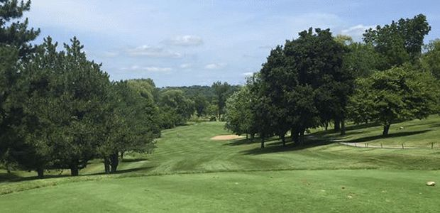 Silver Spring Golf Club - The Falls 3