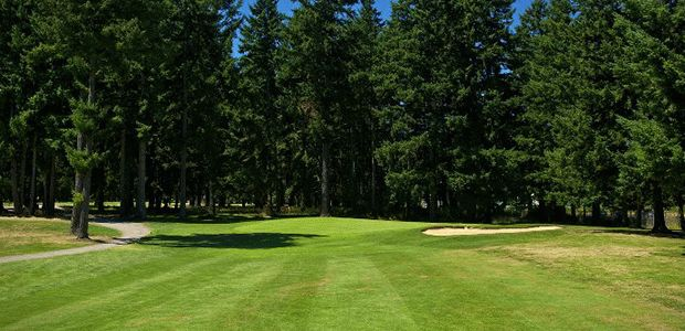 Lake Spanaway Golf Course 0