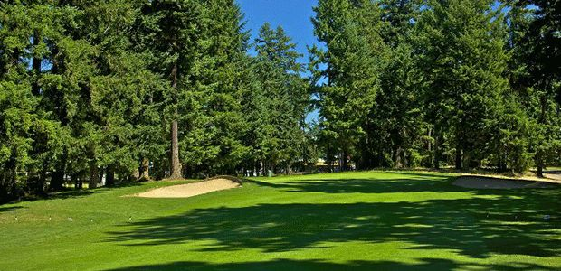 Lake Spanaway Golf Course 3