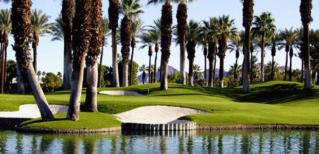 Marriott's Desert Springs - Palm Course 6