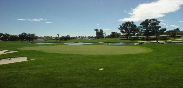 Marriott's Desert Springs - Palm Course 0