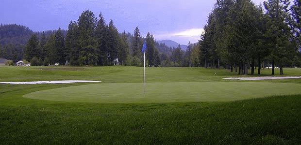 Northern Idaho Golf Course Tee Times