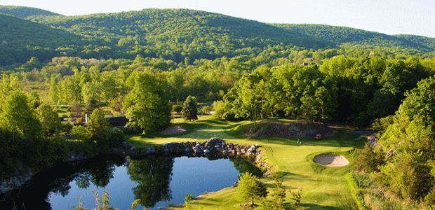 Crystal Springs Resort - Crystal Springs Golf Club 3