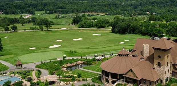 Crystal Springs Resort - Cascades Golf Club 2