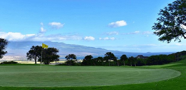 Kahili Golf Course 1