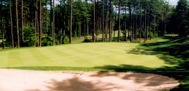 Massachusetts Golf Course Tee Times