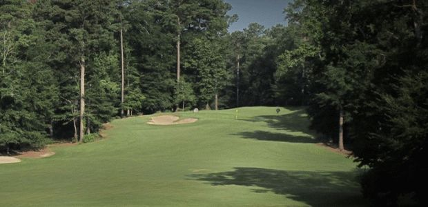Dancing Rabbit Golf Club - Azaleas 3