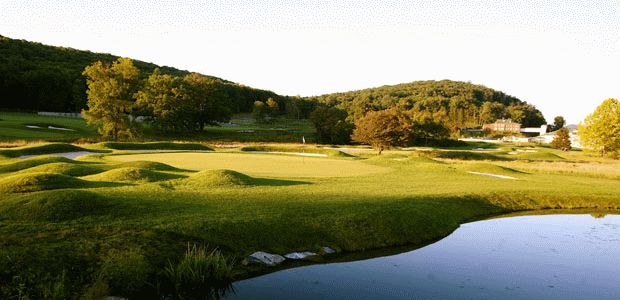 Omni Bedford Springs Golf Course 0