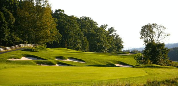 Omni Bedford Springs Golf Course 1