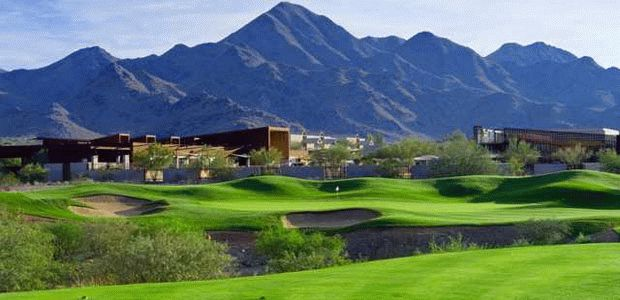 McDowell Mountain Golf Club 1