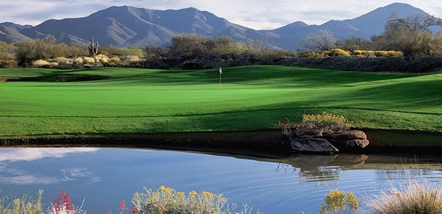 McDowell Mountain Golf Club 4