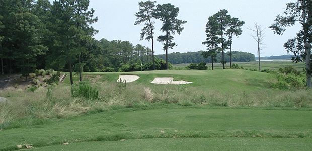 Nansemond River Golf Club 3
