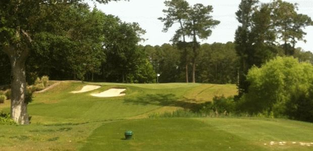 Nansemond River Golf Club 1