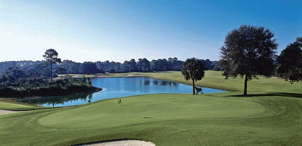 Amelia River Golf Club 1