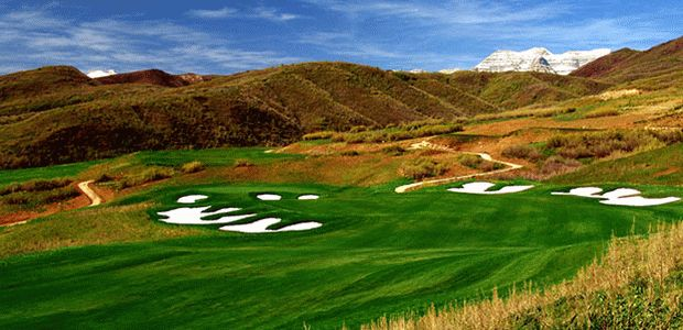 Soldier Hollow Golf Course - Gold 2