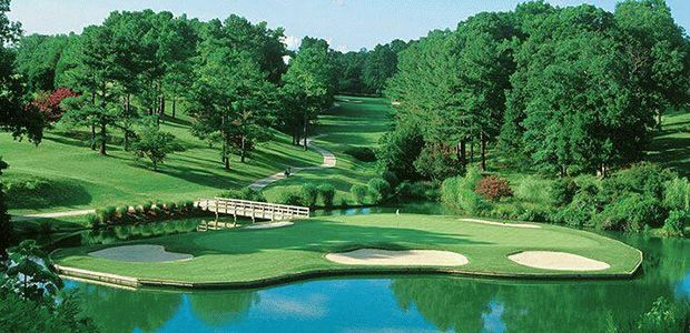 Golden Horseshoe Golf Club - Gold Course 1