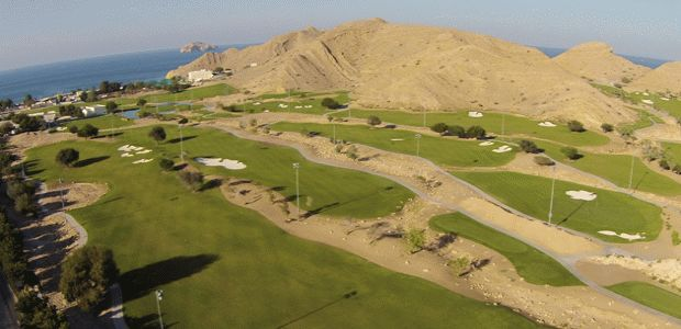 Oman Golf Course Tee Times