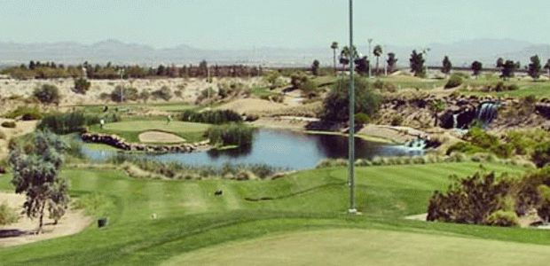 Angel Park Golf Club - Cloud 9 3