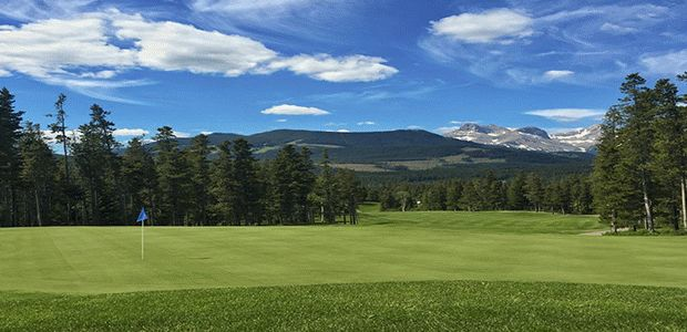 Crowsnest Pass Golf & Country Club 1