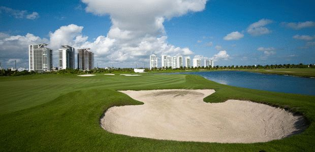 Puerto Cancun Golf Club 2