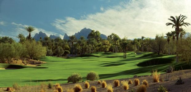 The Phoenician - Canyon Course 4