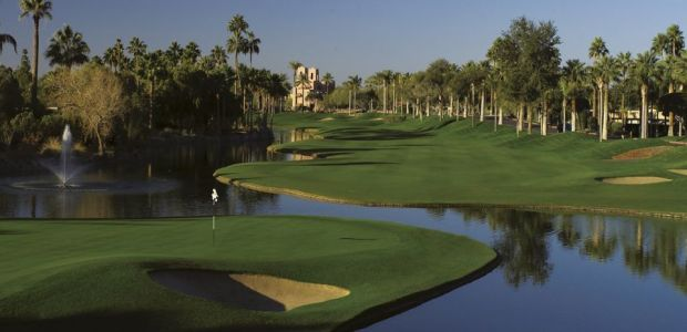 The Phoenician - Canyon Course 5