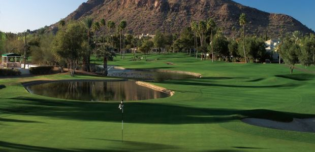 The Phoenician - Canyon Course 6