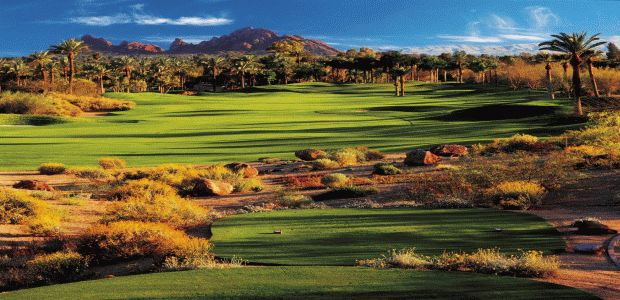 The Phoenician - Canyon Course 0