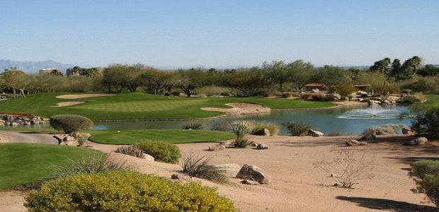 The Phoenician - Canyon Course 1