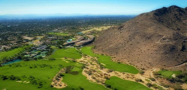 The Phoenician - Canyon Course 2