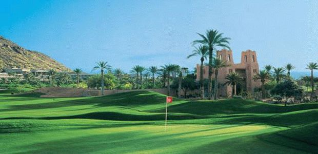 The Phoenician - Canyon Course 3
