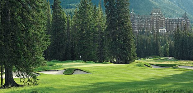 Fairmont Banff Springs - Stanley Thompson 18 0
