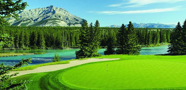 Fairmont Banff Springs - Stanley Thompson 18 1