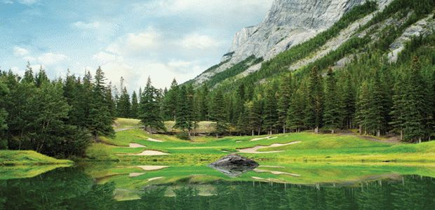 Fairmont Banff Springs - Stanley Thompson 18 2