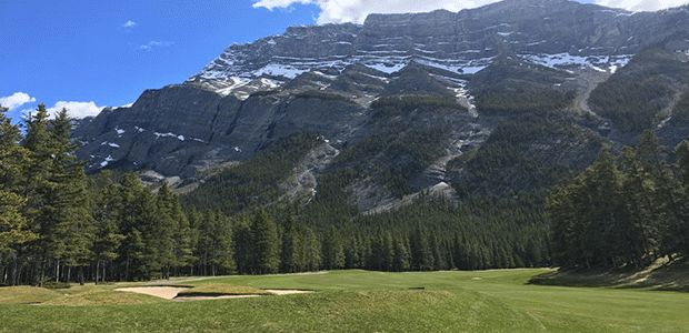 Fairmont Banff Springs - Stanley Thompson 18 3