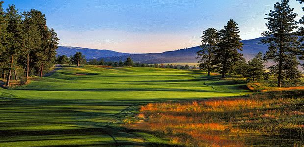 Okanagan Golf Club/The Quail