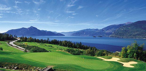 Furry Creek Golf & Country Club