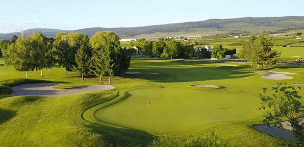 Kelowna Springs Golf Course 2