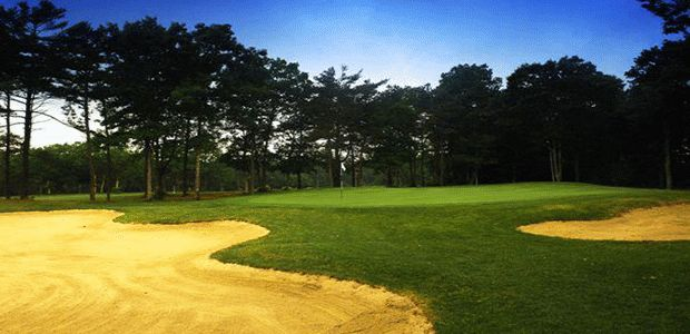 Falmouth Country Club - Nine 1