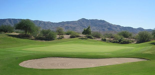Aguila Golf Course - Par 3 1