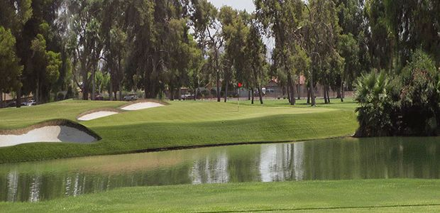 Grand Canyon University Golf Course 1