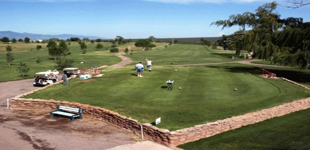 Turquoise Valley Golf and RV Park 1