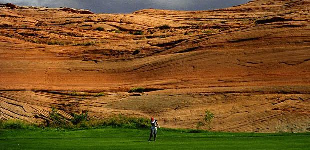 Lake Powell National Golf Course 0